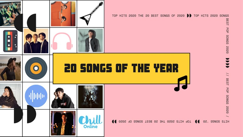 20 SONGS OF THE YEAR (2020)